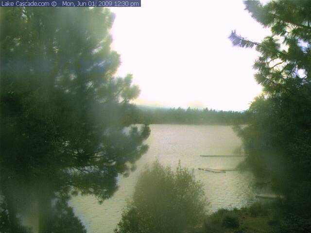Mccall idaho tamarack resort lake cascade donnelly webcam for Cascade lake idaho fishing